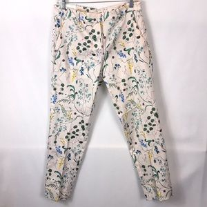 H&M X Anna Glover Ankle Length Pants